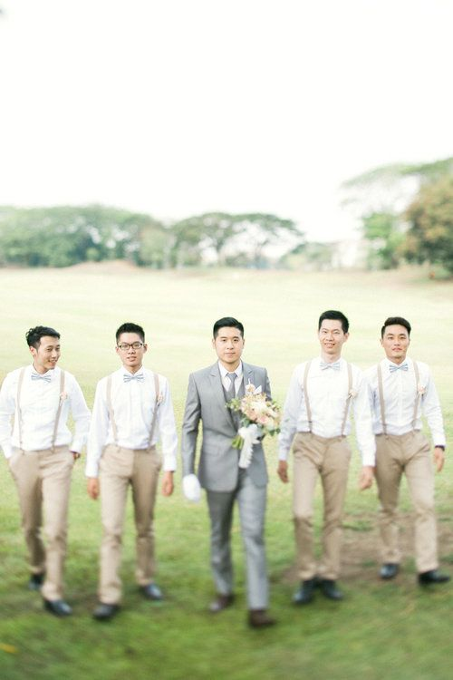 Wedding Gifts Young Groomsmen : 1000+ ideas about Khaki Groomsmen on Pinterest Groomsmen, Groomsmen ...
