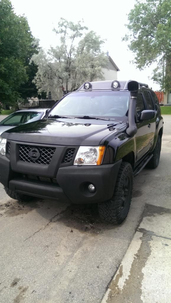 THEMED PHOTOS: Back-in-Black > Post A Pic of Your Black X - Page 35 - Second Generation Nissan Xterra Forums (2005+)