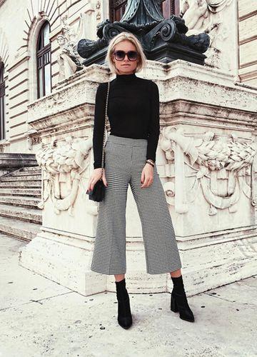 7 Looks, wie man jetzt einen Rollkragen-Pullover trägt