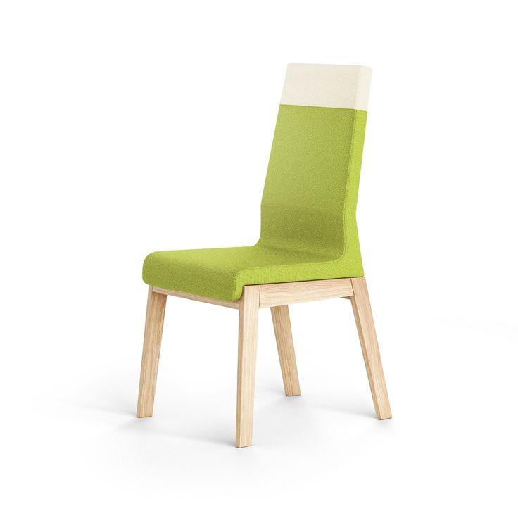 Jadalnia : Krzesło KYLA wysokie dwukolorowe http://sweethomeshop.pl/jadalnia/krzeslo-kyla-wysokie1979-detail