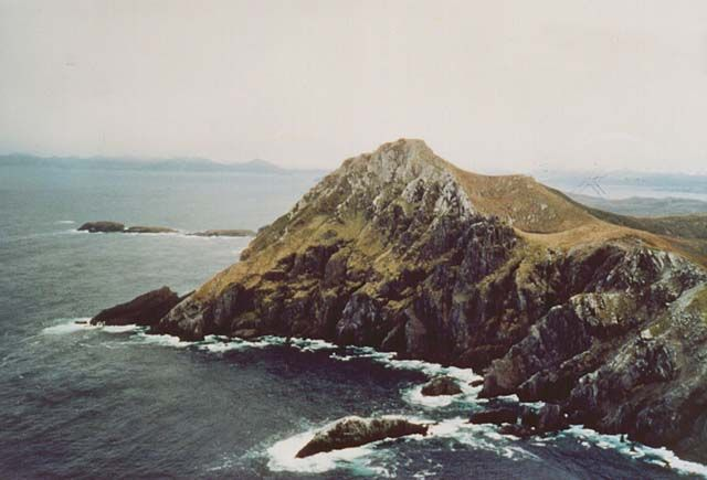 Article: Cape Horn, where the world ends