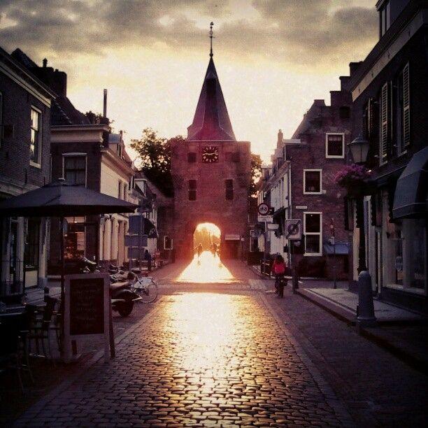 Vesting Elburg in Elburg, Gelderland