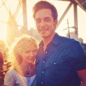 There should be a way to pin vocal harmonies. Clare Bowen   Sam Palladio