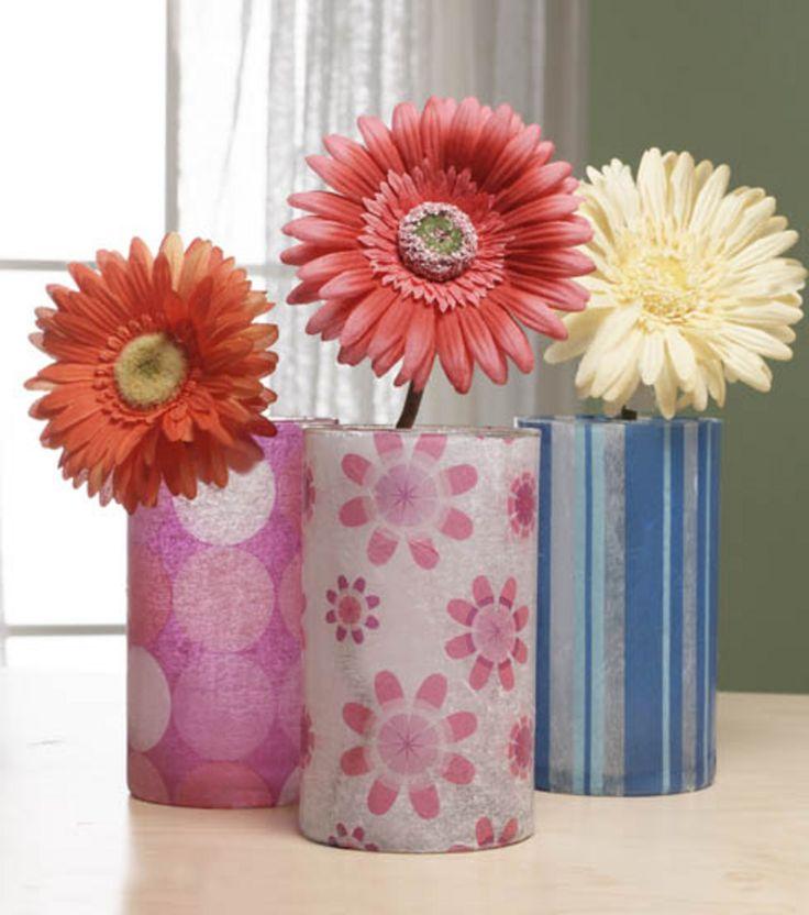 Tissue VasesTissue Vases