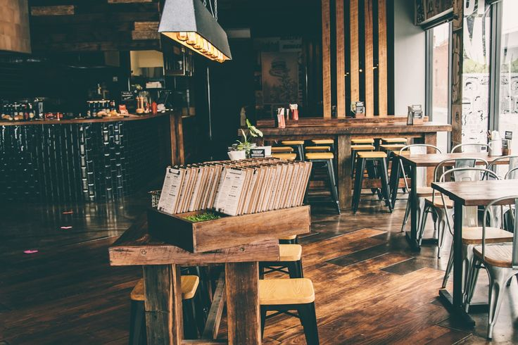 Custom Commercial Restaurant Fit Out - GRILLD Fairfield by YARD Recycled Timber Furniture
