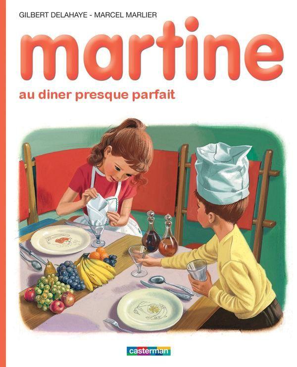 """Martine au """"Dîner presque parfait"""""""