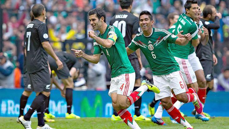 Mexico vs Nueva Zelanda en vivo 21 junio 2017 - Ver partido Mexico vs Nueva Zelanda en vivo 21 de junio del 2017 por la Copa Confederaciones. Resultados horarios canales de tv que transmiten en tu país.