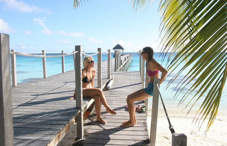 Marquesas Islands to Tuamotu Islands to Tahiti | 14 Days | 7 - 20 May | Island Hopping