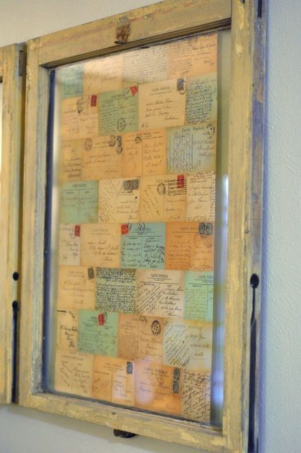 frame old recipes~love this idea for family treasured recipes.