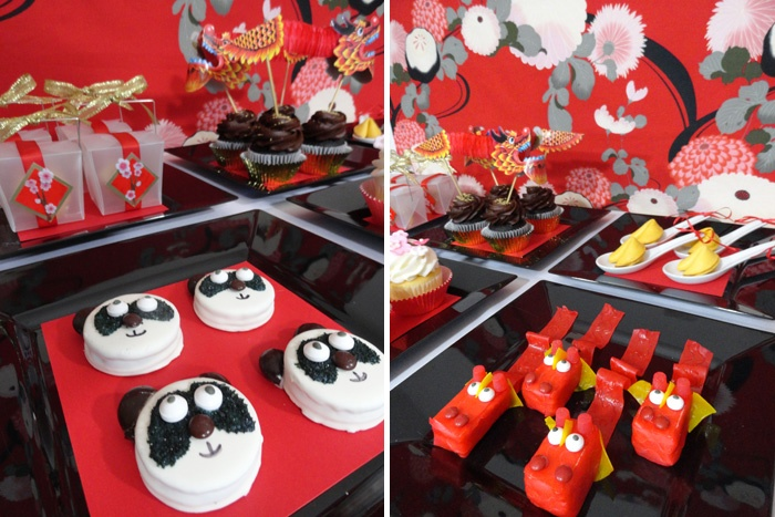 some of these details would also be cute for a KungFu Panda party!