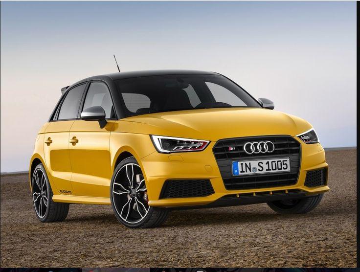 2019 Audi S1 Quattro Concept And Specs