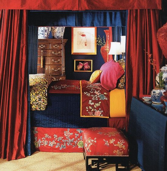 Ralph Lauren CHINOISERIE A Beautiful Collection Of Brilliantly Upholstered  And Richly Fabricated Furniture. All Items