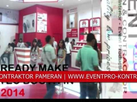 Eventpro sebagai kontraktor pameran di jakarta penyedia jasa pembuatan stand booth pameran.  www.eventpro-kontraktorpameran.com