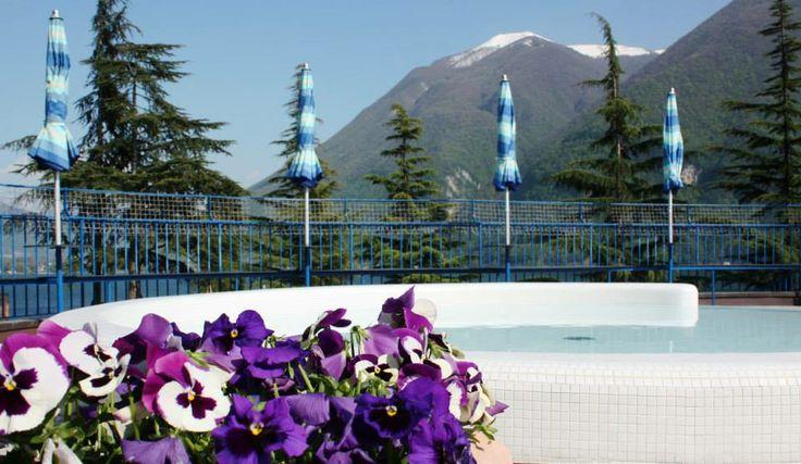 Springtime in the Park of the San Marco Hotels #spring #primavera #frühling #lugano #hotels
