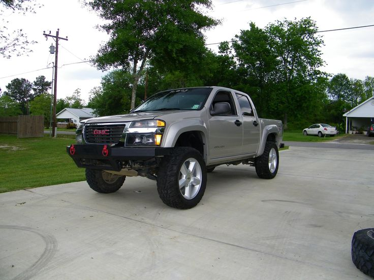 264 best Chevrolet & GMC Colorado's & Canyons! images on Pinterest   Cars, Truck and Trucks