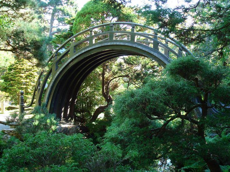 Golden Gate Park, Japanese Tea Garden