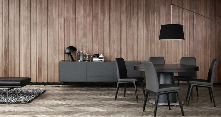 Modern dining room furniture - BoConcept