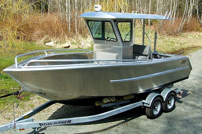 deep v center console aluminum boats - Google Search