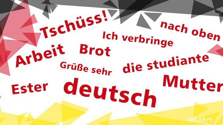 Chcesz nauczyć się języka niemieckiego ? To na prawdę proste! Odwiedź naszą stronę http://szkolajezykowa4filar.pl/ Znajdziesz w niej bogatą ofertę kursów, którą przygotowaliśmy dla Ciebie.