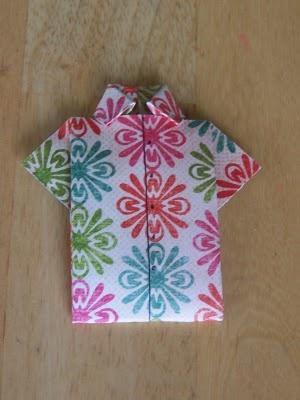 Hawian t-shirt invites so cute