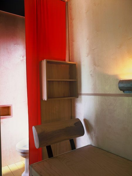 Le Corbusier's Cabanon – the interior