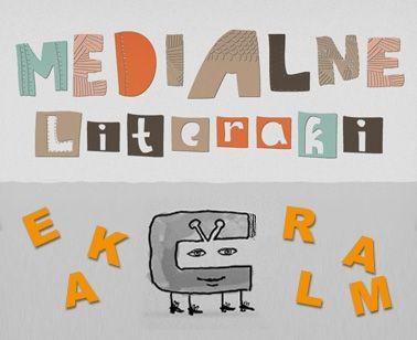 Medialne literaki - interaktywna GRA