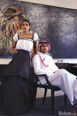 Дина, странная принцесса Саудовской Аравии.: Группа В некотором царстве-государстве...