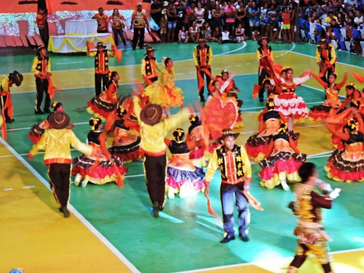Santa Isabel do Rio Negro realizou com Sucesso o XVIII FESTIVAL DE QUADRILHAS no Amazonas   Barcelos na NET - Barcelos Amazonas