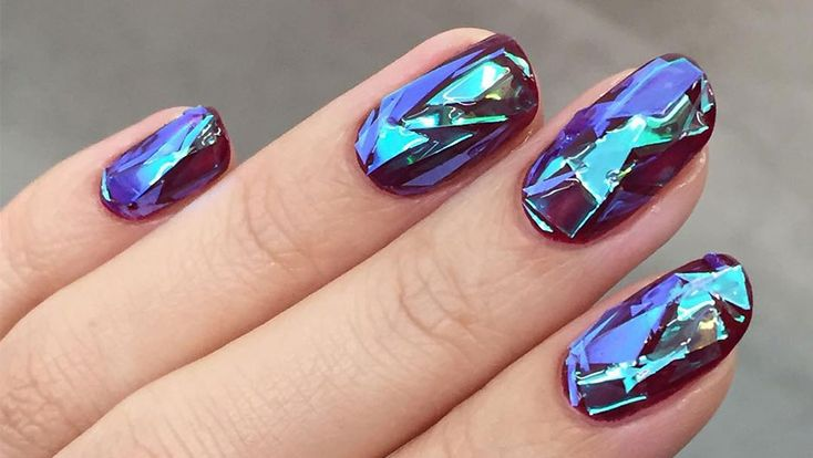 This New Korean Nail Art Trend Is Absolutely Stunning–And Mesmerizing