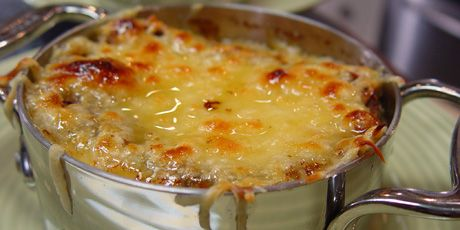 Michael Smith's French Onion Soup