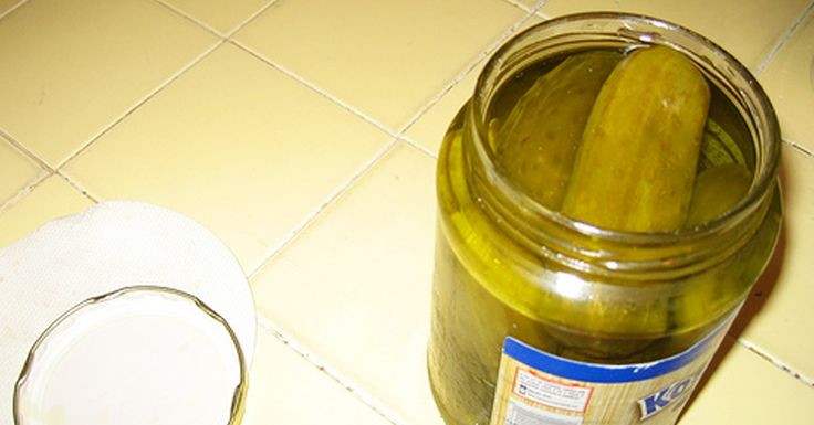 She NEVER Throws Away Her Pickle Juice Anymore… The Reason? This Is GENIUS!