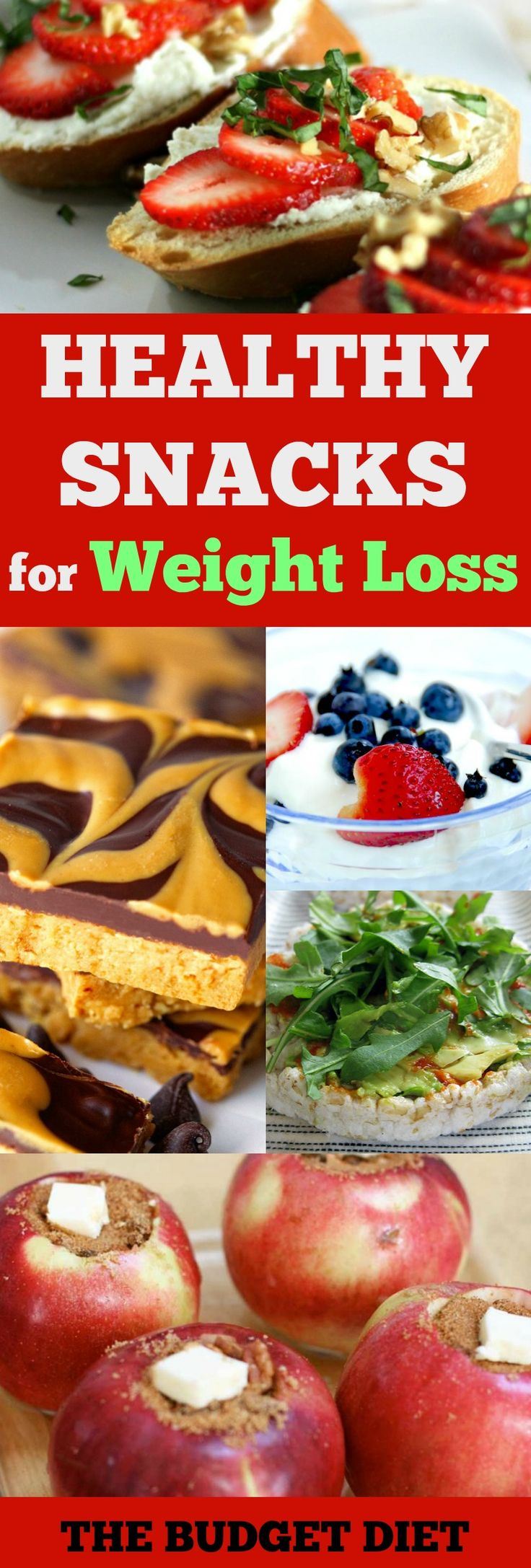 16 Best Healthy Snacks for Weight Loss | On A Budget Yummy & Easy Recipes Perfect for Picky Eaters!