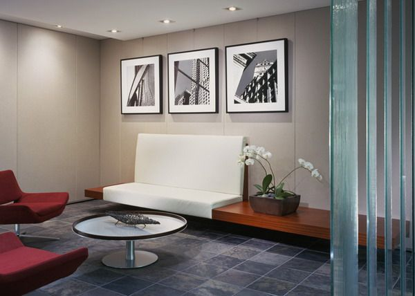 Exotic Office Waiting Room Interior Design And Layout Ideas