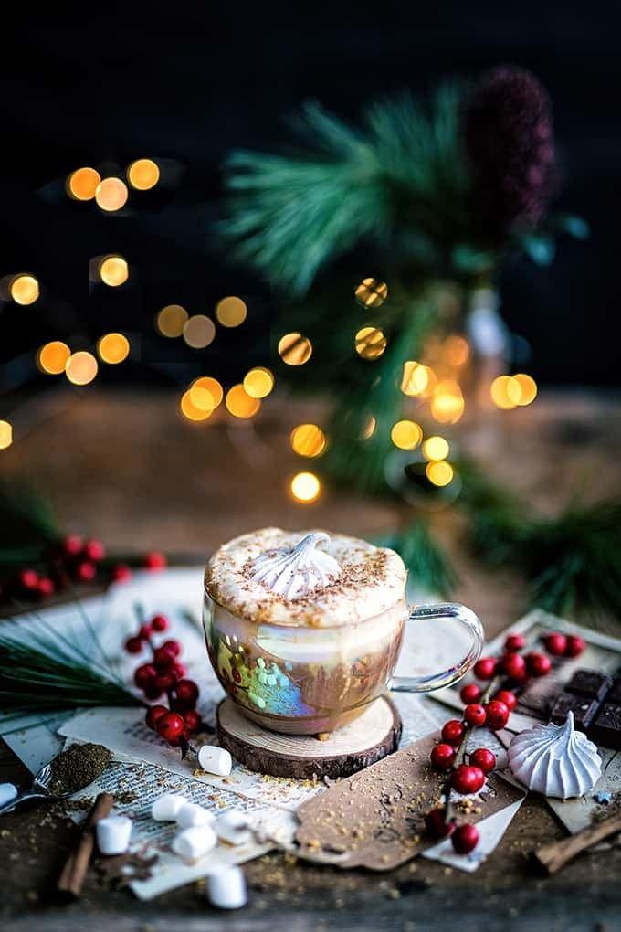 Pin By Plamena Vasileva On All I Want For Christmas Christmas Food Photography Christmas Coffee Christmas Food