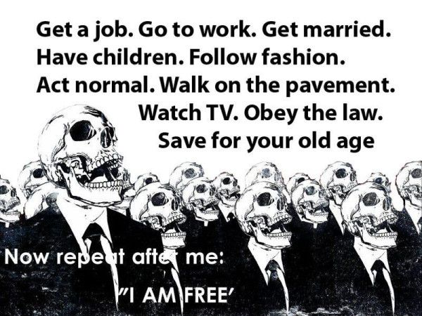 I am Free!!