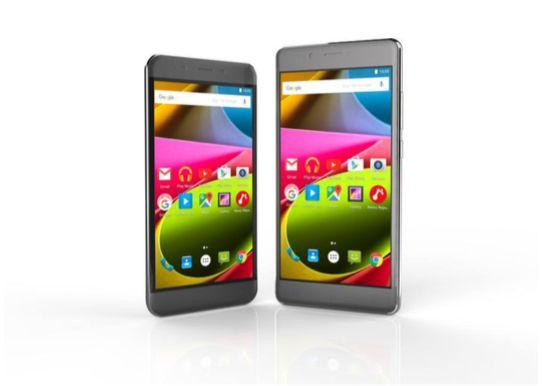 Archos présente ses nouvelles gammes de smartphones Cobalt et Power - http://www.frandroid.com/marques/archos/333036_ces-2016-archos-presente-ses-nouvelles-gammes-cobalt-et-power  #Archos, #CES, #Smartphones