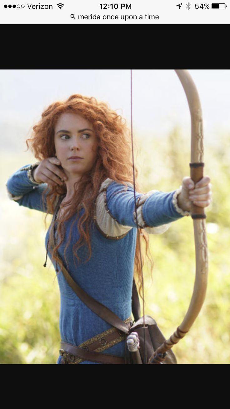 Merida in Once Upon A Time