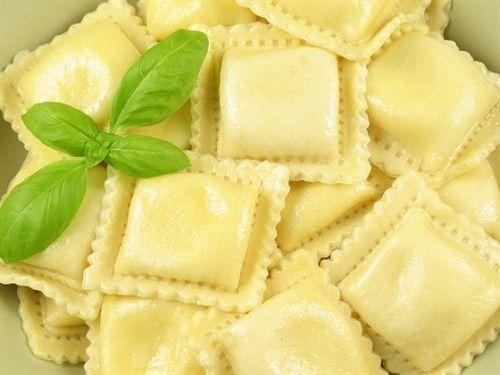 Равиоли: готовим пельмени по-итальянски