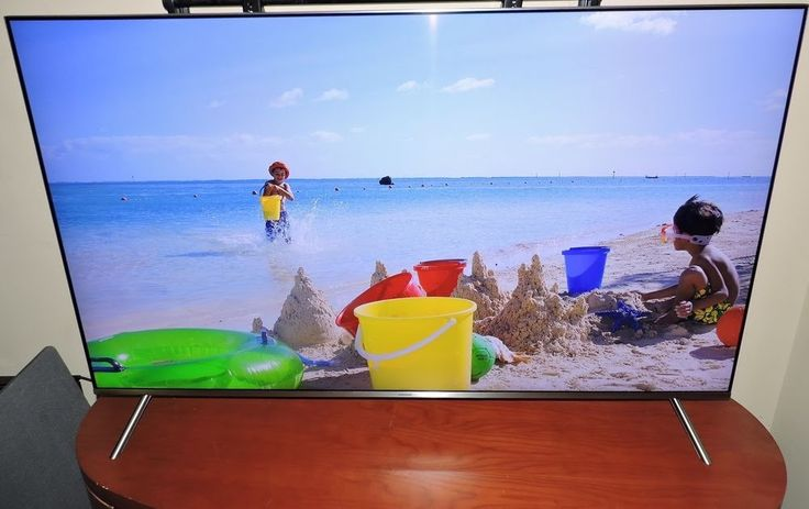 "Samsung UN55MU8000 55"" 4K UHD HDR Smart TV Dolby Digital Plus and DTS 2017 Model"