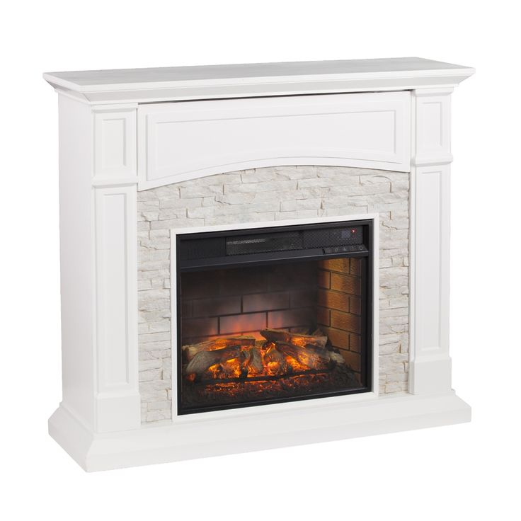 Shop Boston Loft Furnishings  Sacone Infrared Electric Media Fireplace at ATG Stores. Browse our fireplaces, all with free shipping and best price guaranteed.