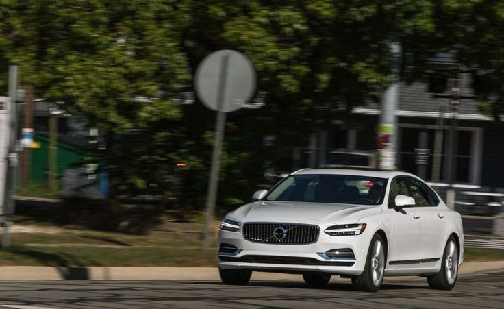 2018 Volvo S90 T8 Plug-In Hybrid Release date