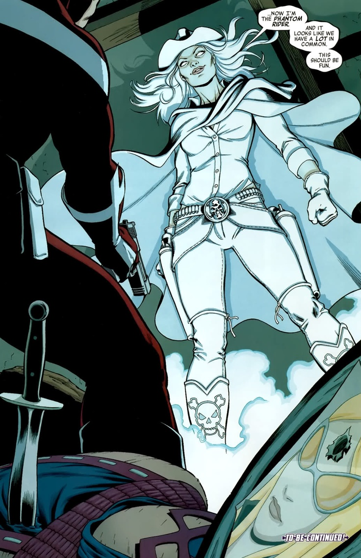 Phantom Rider: Jaime Slade | Western Ghost Rider | Pinterest