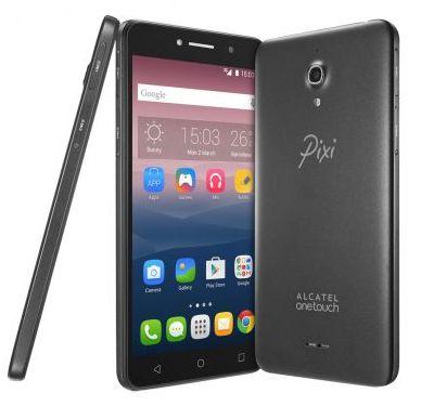 """Smartphone Alcatel Pixi 6"""" Dual Chip 3G Tela 6"""" Câmera 13MP com flash  frontal 8MP com flash Quad Core 24GB (8GB  Cartão 16GB) << R$ 58790 em 8 vezes >>"""