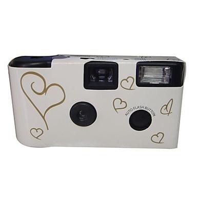 """""""Sempre te amar"""" favor do casamento descartável câmera – BRL R$ 17,02"""