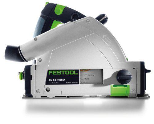 Festool Ts 55 Rebq-plus Gb Circular Saw 240 V