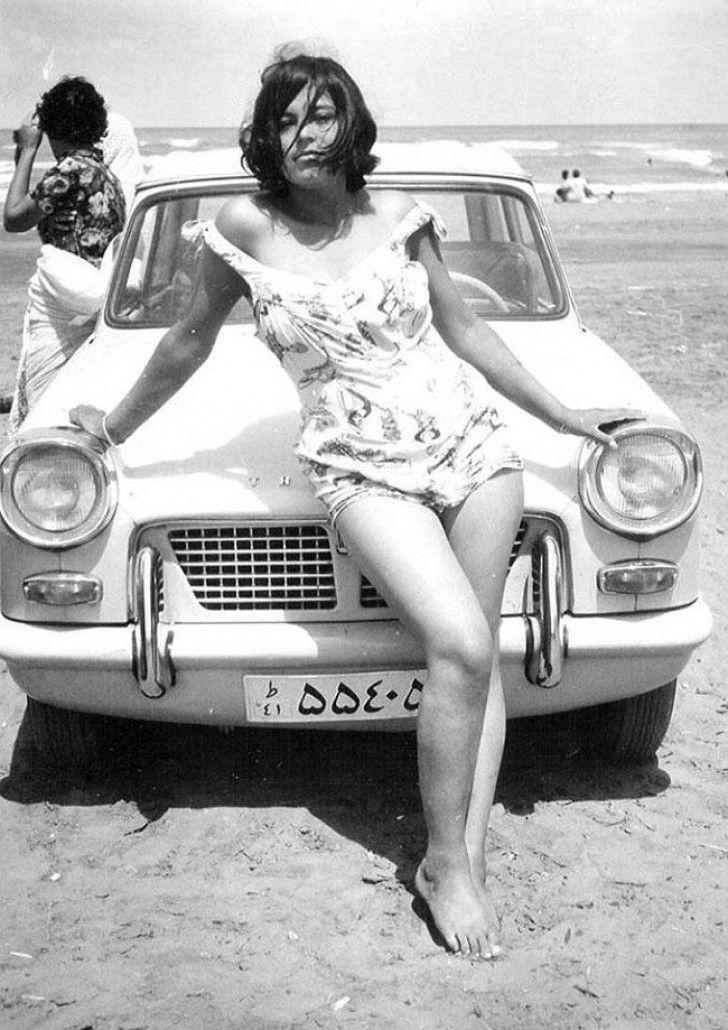 Een Iraanse vrouw, maar dan in de jaren 60! - 21 Kleine Stukjes Geschiedenis Doorgegeven Dankzij Zeldzame Foto's Van Toen