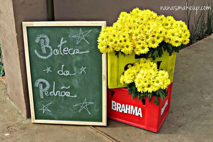 decoracao niver boteco:1000 idées sur le thème Festa Do Boteco Decoração sur Pinterest