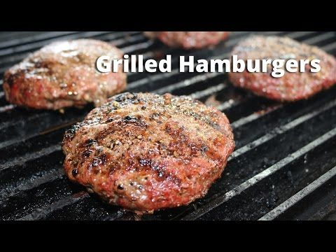 HOW TO GRILL HAMBURGERS ON BIG GREEN EGG | SUPER BURGER RECIPES WITH MALCOM REED HOWTOBBQRIGHT - YOUTUBE