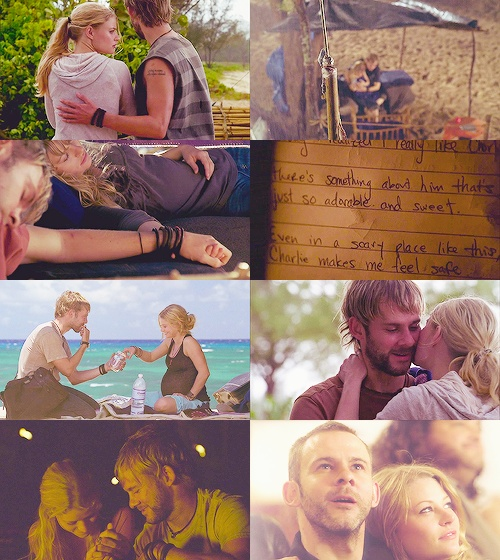 Charlie and Claire <3 foreverness