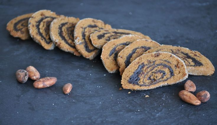 Frollini sapa e cacao senza glutine